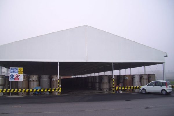 Modular covers and tensile structures for every application